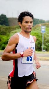Flávio Stumpf, vencedor dos 8KMS de Guarani