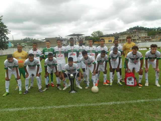 Bonsucesso, equipe vice-campeã infantil da edição 2013 da Copa Prefeitura Bahamas