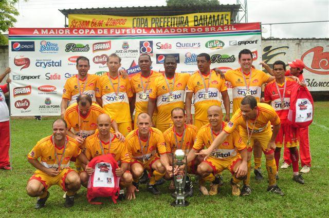 Amigos do Cacai, bicampeão Master da Copa Prefeitura Bahamas