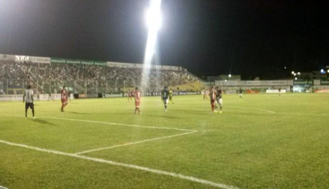 Caldense vem de um empate sem gols diante do Villa Nova
