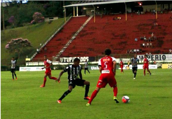 Tupi venceu o Nacional com placar apertado
