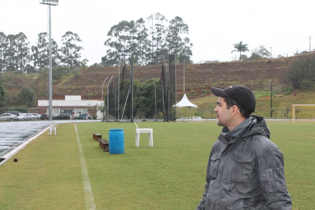 Juan Rocha, coordenador Geral dos Jogos Sesi Fase Municipal de Juiz de Fora