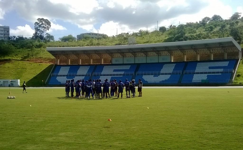 Campo da UFJF receberá pela primeira vez partida do Tupi