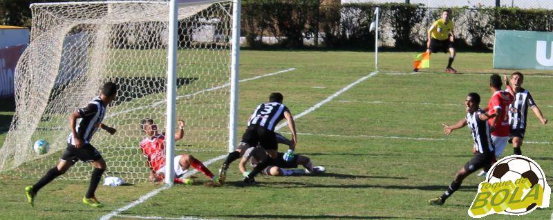 14 - foi só comemorar segundo gol