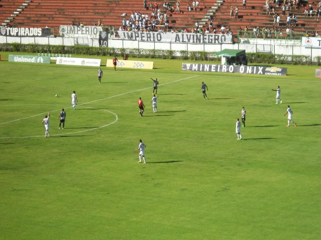 Tupi venceu o Atlético Mineiro no Mário Helênio sem sustos