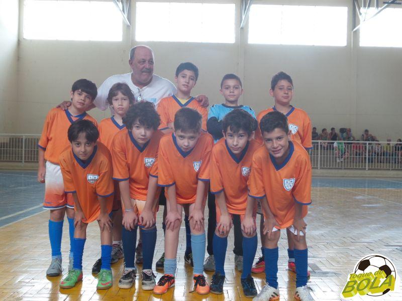 Equipe Sub-11 do São Mateus