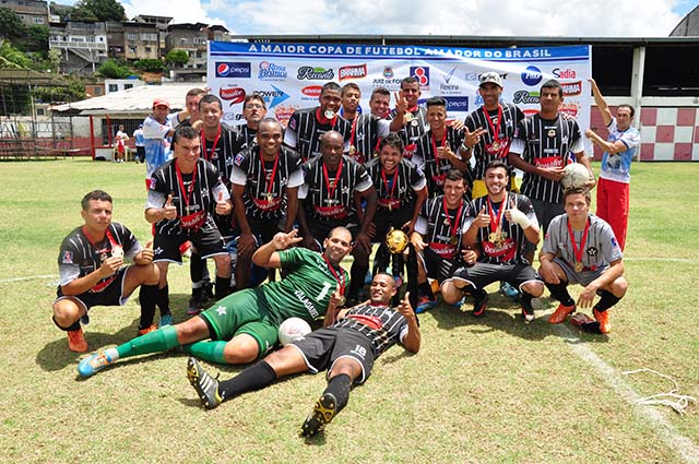 Copa Prefeitura Bahamas de Futebol Amador 2014: Valadares, campeão da Zona Rural