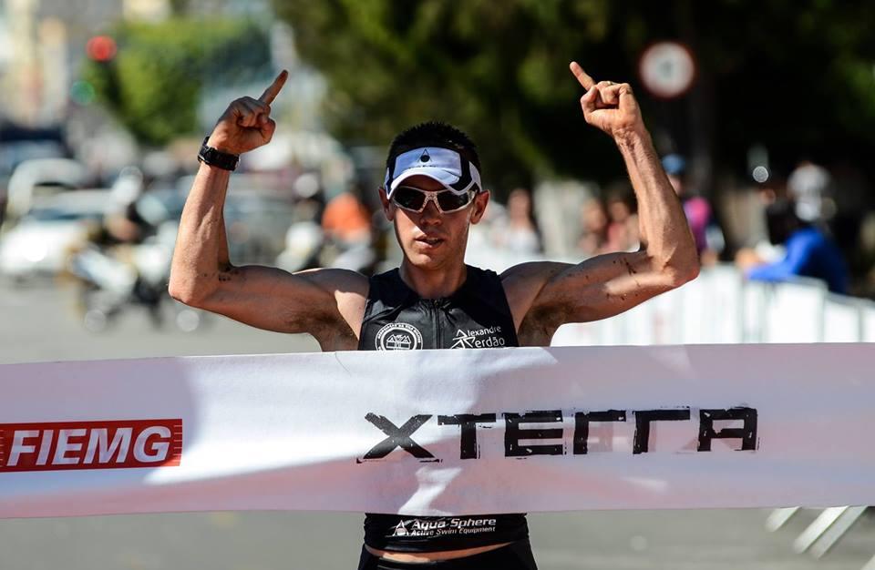 Felipe Moletta e outros dos principais triatletas do país estarão na disputa pela etapa juizforana