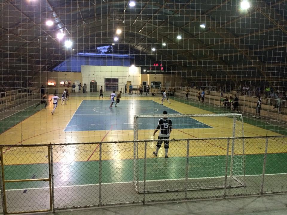 Ginásio de Chácara é sede do Torneio de Inverno
