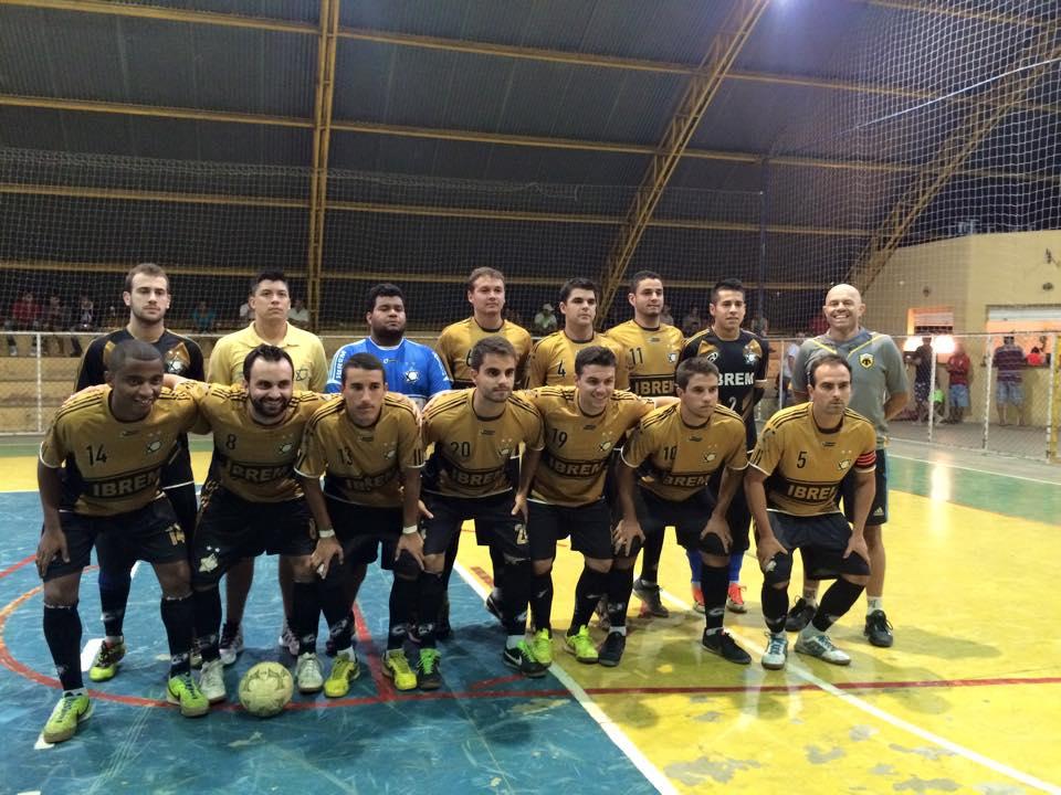 Ibrem: goleada na final garante o título em Chácara