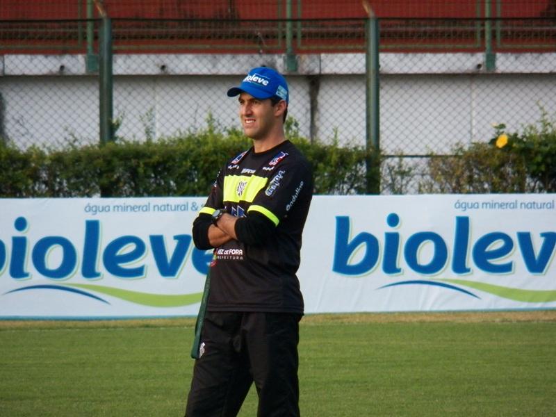 Na última passagem pelo Tupi, em 2014, Condé quase levou o time juizforano para a Série B do Brasileiro