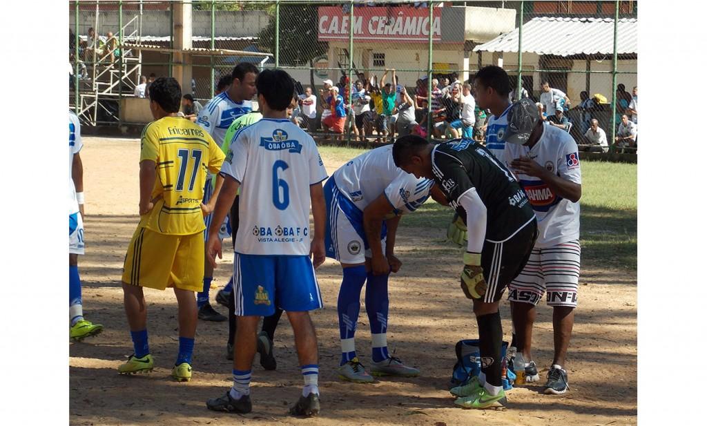Copa JF de Futebol Amador chega à reta final