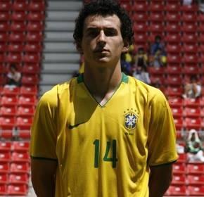 Sidimar acumula passagens pelas equipes de base da Seleção Brasileira
