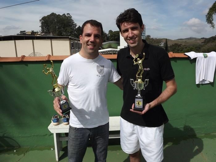 Pangaré: campeões classe 3 Jr: Leonardo Costa e Thiago Salvador