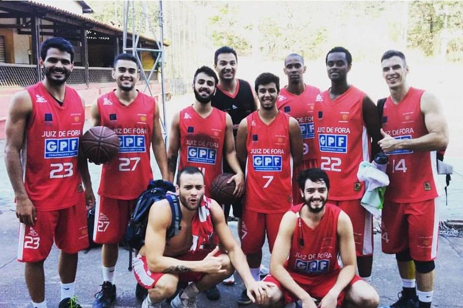 Time de basquete de ADJF