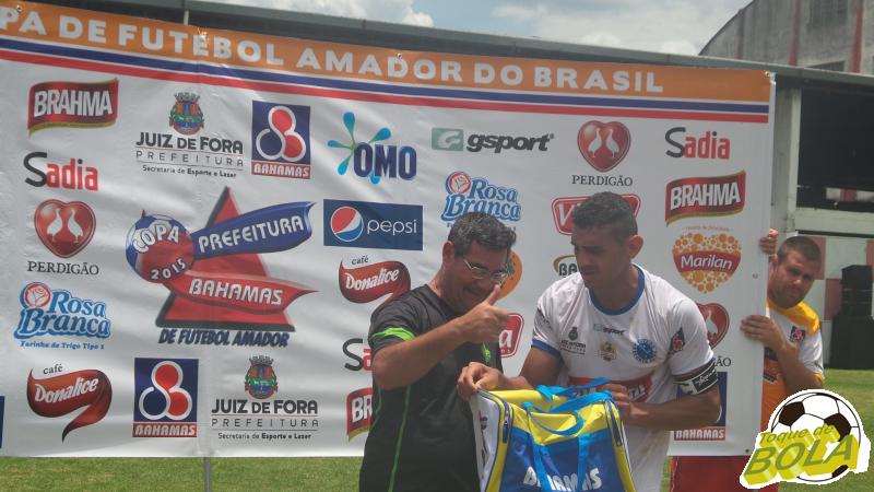 Zagueiro Lê foi eleito o destaque do Cruzerinho na competição