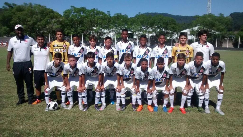 Equipe sub-11 do Vasco da Gama