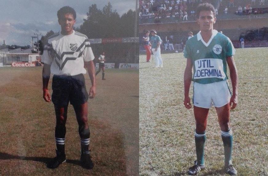 Claudinho atuou por Tupi e Sport