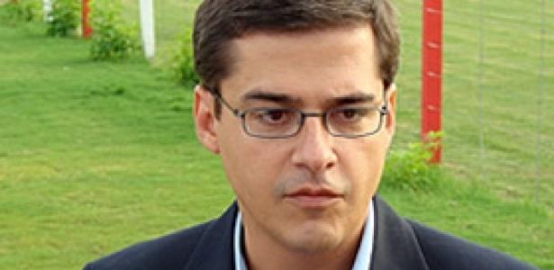 Gustavo Mendes é o novo diretor de futebol do Tupi (Foto: Uol)