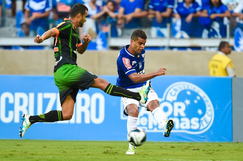 Empate em 0 a 0 classificou o América para decisão e resultou na demissão do técnico Deivid, do Cruzeiro (Foto: Divulgação)
