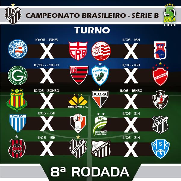 8A RODADA_TUPI CAMPEONATO BRASILEIRO SERIE B INSTAGRAM cópia 2