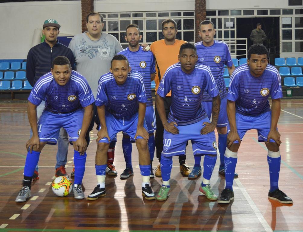 Equipe de futsal da Palimontes