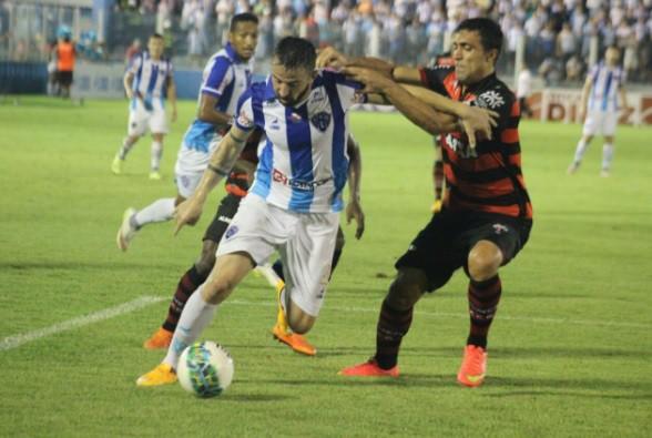 Mesmo em casa, Paysandu ficou no empate sem gols contra a Luverdense na abertura da 12ª rodada da Série B