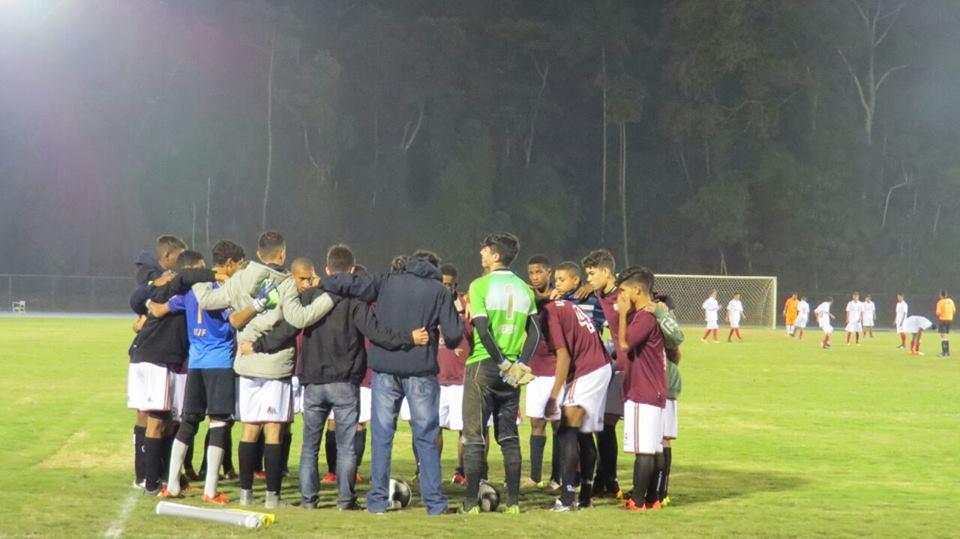Uberabinha/UFJF está aproveitando o períodos sem jogos para se preparar melhor para a reta final do Mineiro
