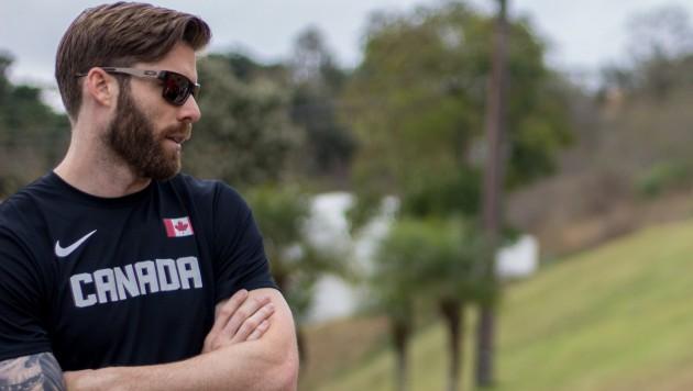 Gerente de Operações da delegação canadense, Jared MacLeod abordará falará sobre organização em eventos olímpicos (Foto: Estela Loth/UFJF)