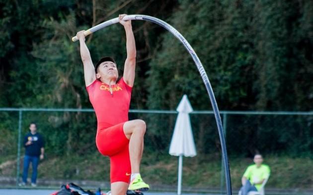 Salto com vara será abordado por técnico de equipe chinesa, Damien Inocencio (Foto: Alexandre Dornelas/UFJF)