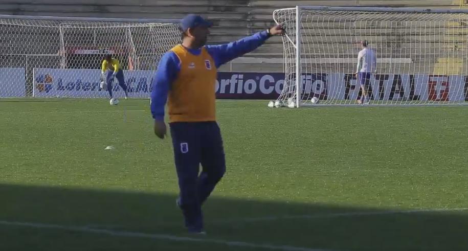 Técnico Martelotte percebe melhora no desempenho do Paraná