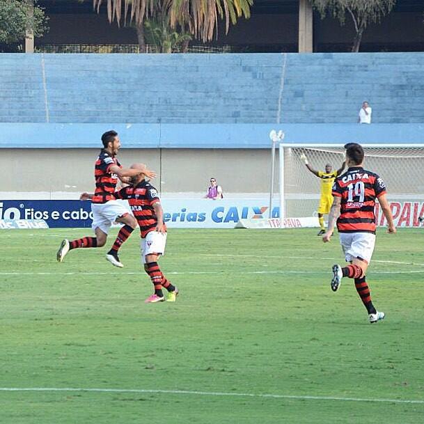 Atlético-GO é um dos destaques da Série B nesta temporada