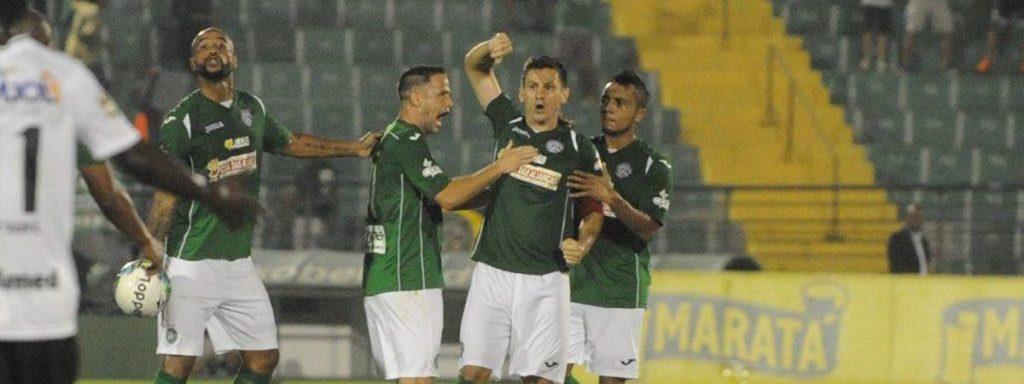 Guarani reverteu vantagem do ABC e goleou por 6 a 0. Partida ficará marcada na história do clube