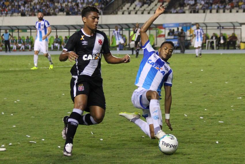 Com três gols no segundo tempo, Paysandu virou para cima do Vasco, que marcou um golaço com Éderson