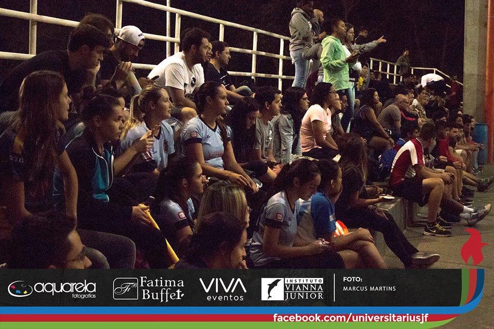 Público das partidas do Universitarius foi expressivo e a organização aprova comparecimento de famílias