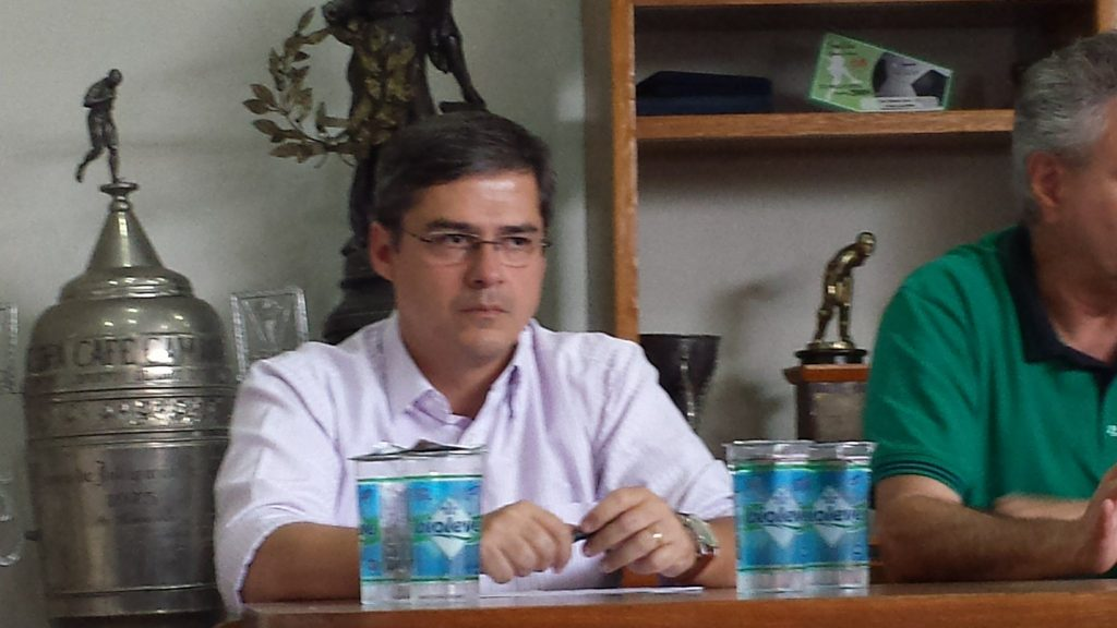 Gustavo Mendes elogiou as ações do Marketing do Tupi e lamentou o baixo público nas partidas