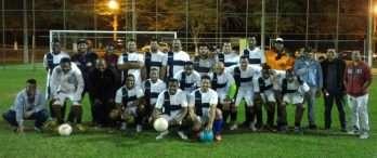 Cesama: futebol de campo