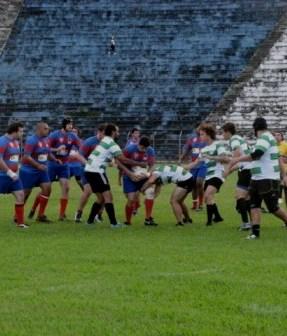 Derrota na estreia não desanima equipe de rugby de JF