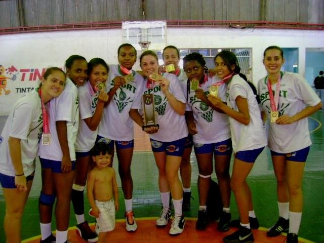 JIMI: meninas do basquete do PBF defendem o título