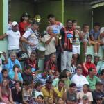Charanga do Ribeiro Junqueira: apoio da torcida tem sido fundamental