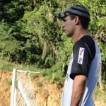 Merica, ex-jogador do Tupi, é o treinador do XV de Laranjal