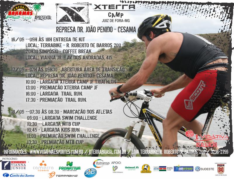 Read more about the article XTerra Series: JF sedia circuito do maior triathlon cross-country do mundo