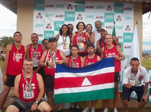 Projeto Visão no Esporte comemora recorde de medalhas nos JIMI