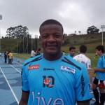 William, juiz-forano atacante do Botafogo, foi uma das atrações nos amistosos