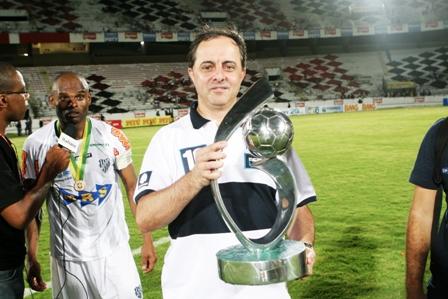 """Read more about the article Crônica de campeão: """"Das lembranças ao título"""", por Ailton Nasser"""