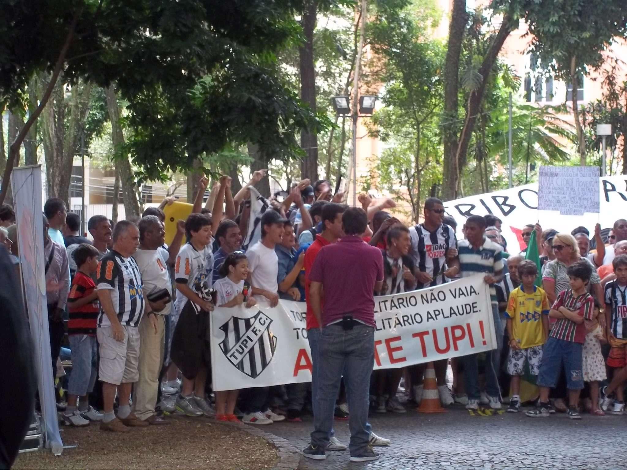 Globo Esporte na Estrada movimenta o Parque Halfeld