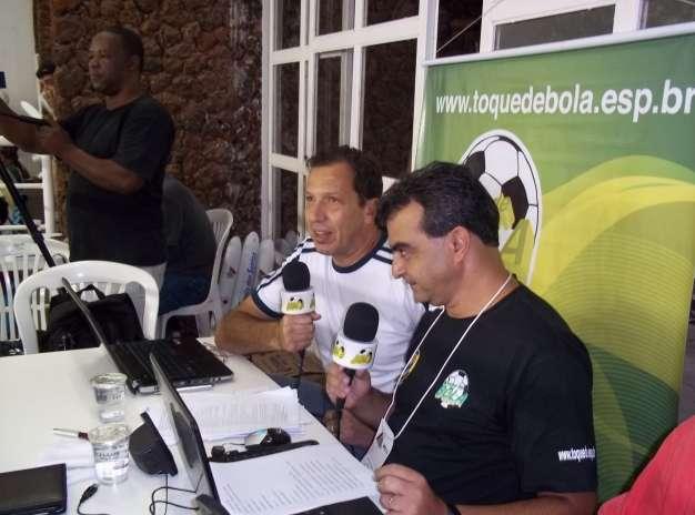 Toque de Bola faz UFJF x Minas ao vivo