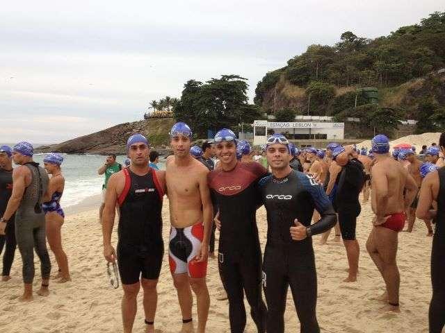 Read more about the article Atletas locais brilham no desafio Rei e Rainha do Mar