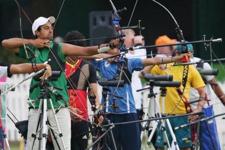 Read more about the article Londres 2012: brasileiro classifica em 51° no tiro com arco