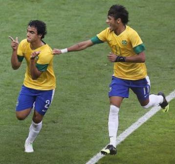 Read more about the article Londres 2012: Brasil abre 3 a 0, mas Egito reage e por pouco não empata